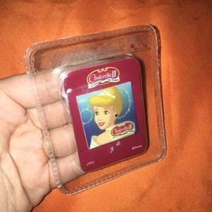 Cinderella 3: A Twist in Time Promotional Pin